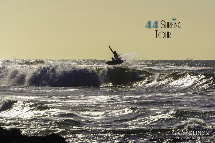 44 surfing tour paul laforge